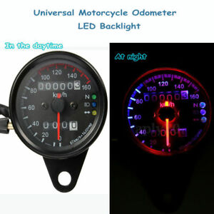 Universal-Motorcycle-Odometer-Speedometer-Tachometer-Speedo-Meter-LED-Backlight