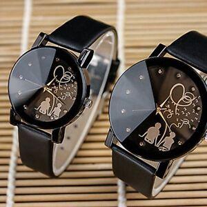 Fashion-Couple-Watch-Leather-Strap-Band-Analog-Quartz-Ladies-Wrist-Watches-Gift