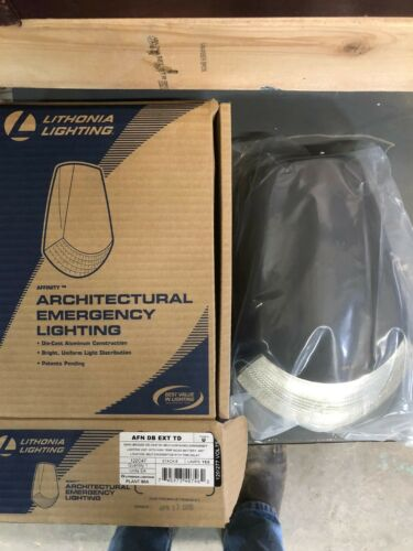 Architectural Emergency Lighting