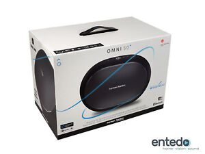 Harman-Kardon-Omni-50-Kabelloser-Lautsprecher-WLAN-Bluetooth-Multi-Room-Plus