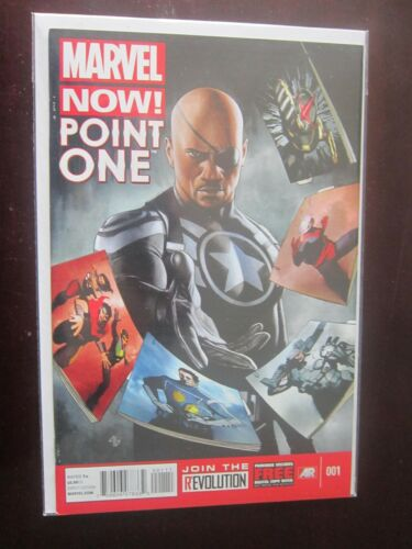 Marvel Now Point One #1 A pulled from comic store newsstand VF 2012