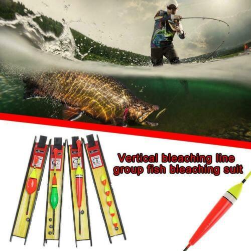 3PCS//Set Carp Fish Float Fishing Line Bobber Hook Lead Set TackleSupply B4J4