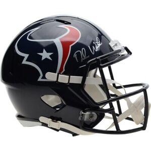 DESHAUN-WATSON-Autographed-Houston-Texans-Speed-Helmet-FANATICS