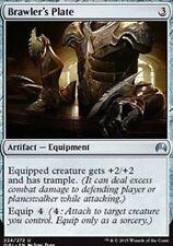 Brawler's Plate   X4 NM  Magic Origins  MTG Magic Cards Artifact Uncommon
