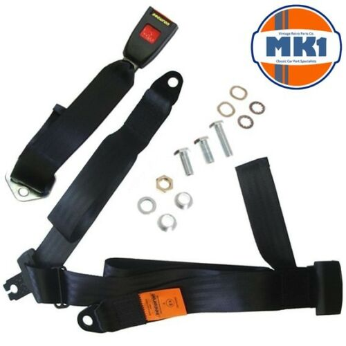 Land Rover 88 109 Ranger Rear Static 3 Point Seat Belt Kit