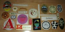 25 BEER STICKER PACK LOT decal craft beer brewing brewery tap handle B4