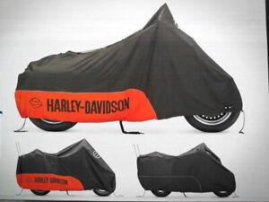 Harley Davidson Bar & Shield Abdeckplane Plane für Innen & Aussen 93100023