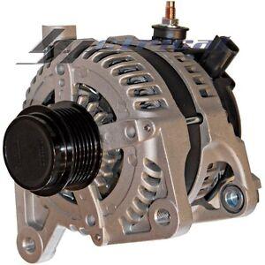 Image Is Loading 100 New Alternator For Chrysler Pacifica Generator V6