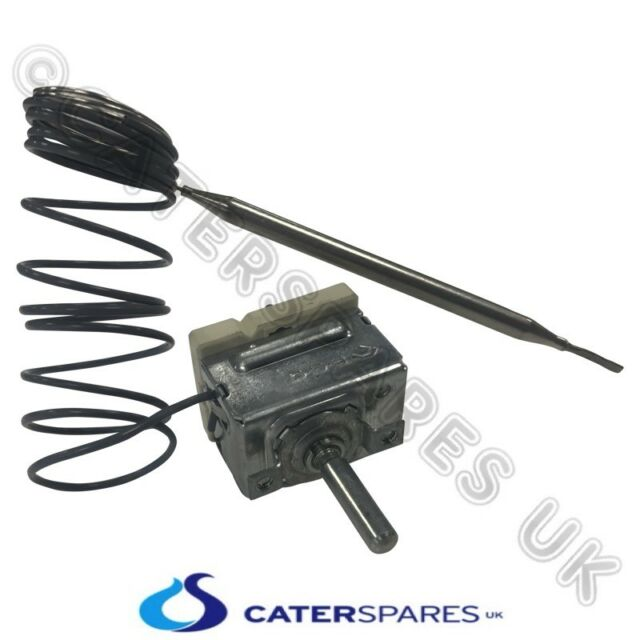 NEW TYPE GENUINE LINCAT FRYER OPERATING THERMOSTAT 190ºC REPLACES TH69 TH10 PART