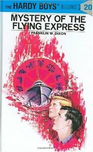 The-Mystery-of-the-Flying-Express-Hardy-Boys-Book-20-by-Franklin-W-Dixon