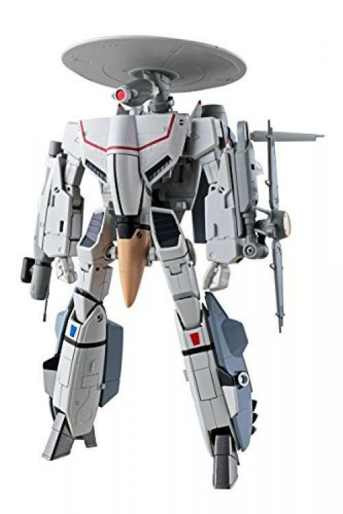HI-METAL RSuper Dimension Fortress Macross VE-1 Ellent Seeker 140mm figure Japan