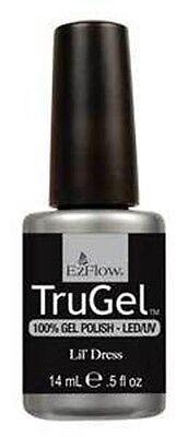 EzFlow TruGel UV/LED Gel Polish: Lil' Dress - .5oz # 42263