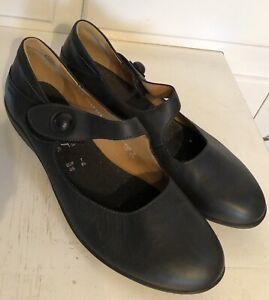 65c4fa559f Women s MEPHISTO Leather Nubuck Mary Jane Shoes Size US 9 1 2 US 9.5 ...