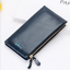 Women-Leather-Long-Clutch-Wallet-Bifold-Credit-Card-Holder-Handbag-Purse-New thumbnail 6