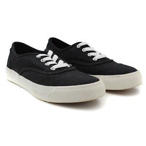 3bfa86872b8 PRO-Keds Women s Royal CVO Canvas Shoes Store Return (Black