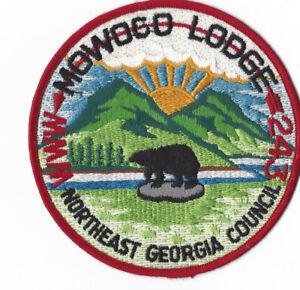 OA-Lodge-243-Mowogo-J1-Twill-Northeast-Georgia-Council-Athens-GA-CD459