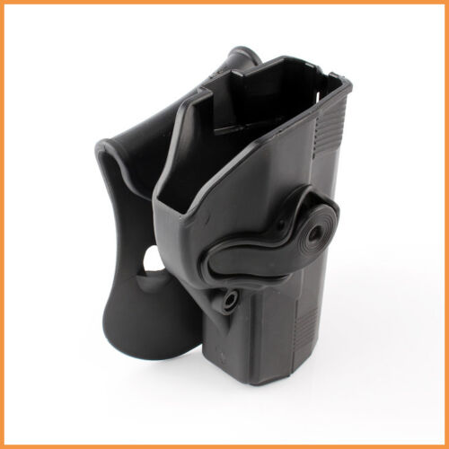 Tactical High Quality Hunting Beretta PX4 RH Pistol Paddle Holster Black