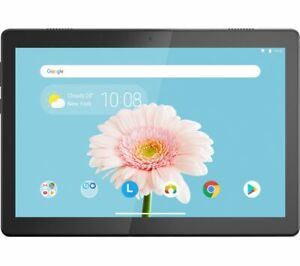 "LENOVO Tab M10 10.1"" Tablet 32GB HD Ready Android 9.0 2GB RAM Black - Currys"