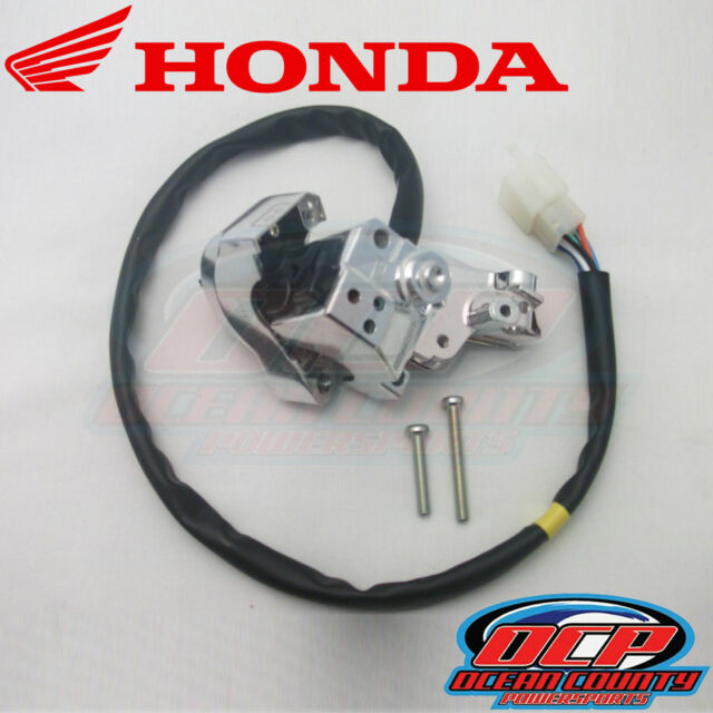 NEW GENUINE HONDA 2003 - 2019 RUCKUS 50 NPS50 OEM LIGHT & ENGINE START SWITCH