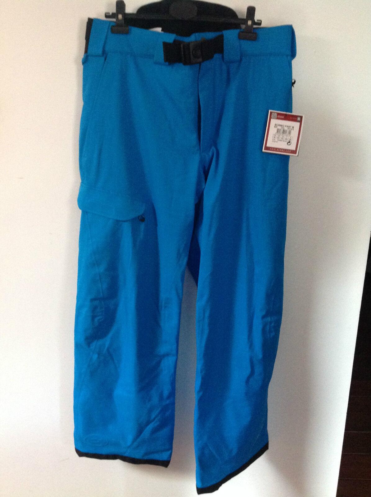 Eider Defender blu Water  ANTIVENTO Sci Pantaloni 3XL nuova con etichetta