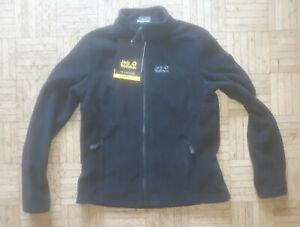 Details zu Jack Wolfskin Moonrise Jacket Damen Fleece Jacke mit 3in1 Zip System Gr.L NEU