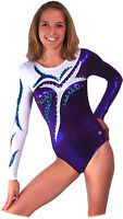 NEW!! Illuminate Gymnastics Competition Leotard by Snowflake Designs