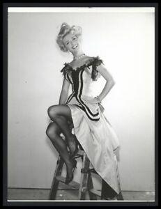 1960 NANCY WALTERS Bathing Suit Vintage Original Photo