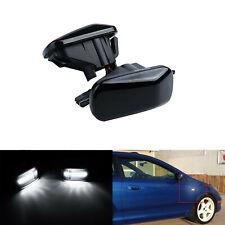 Black Lens Led Side Marker Light For Jdm Honda Accord Civic Es Jazz Fit Accord Fits Rsx