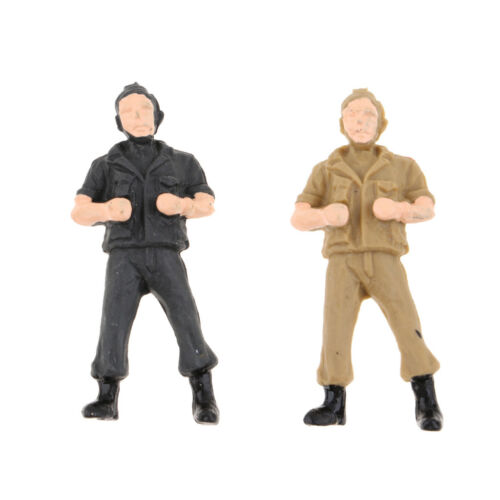 20 Pcs 1:43 Scale Army Military Model Soldier Action Figure Kids Toy Gift