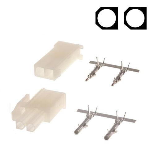 2//4//6// 8// 10// 12-fach Stecker Und Buchse UK Te Connectivity Amp Val-U-Lok