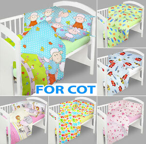 cot quilt and pillow cover