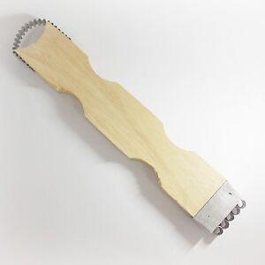 1 Thai Teeth Coconut Grater Hand Kitchen Tools Scraper Shredder