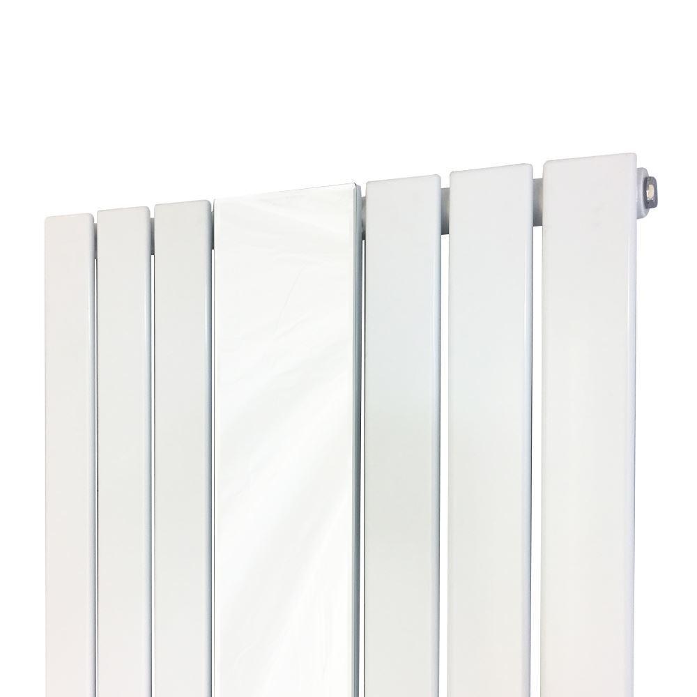 610mm x 1800mm    King  Weiß Oval Tube Grünical Mirror Radiator 4042 BTUs a9f928