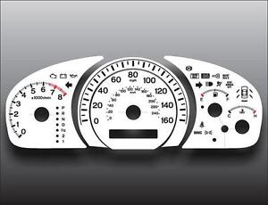 2003-2005-Honda-Accord-EX-Sedan-Auto-Dash-Instrument-Cluster-White-Face-Gauges