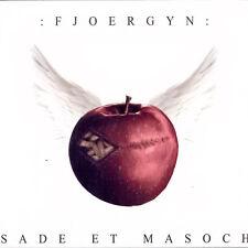 Fjoergyn - Sade Et Masoch DIGI-CD,DIE SAAT,FALKENBACH,FOLK AVANTGARDE METAL