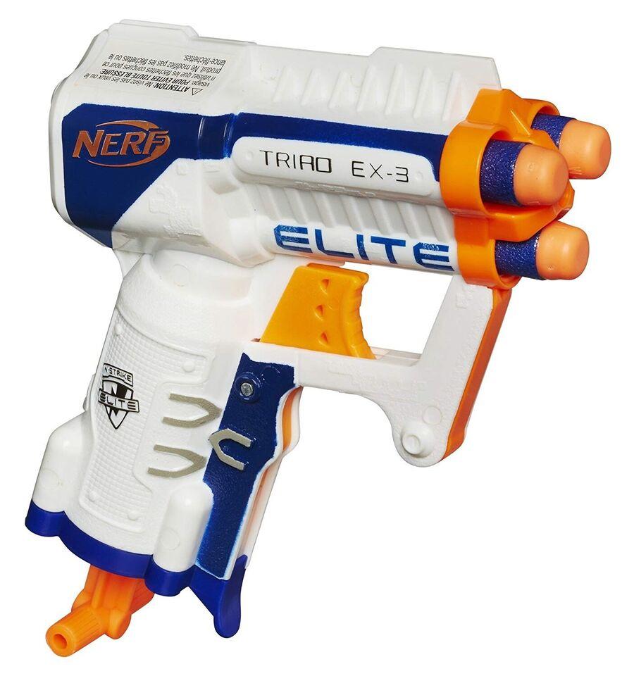 Våben, Elite Triad EX-3, ny