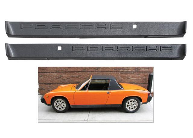 Porsche 914 brand new factory abs rocker panel set