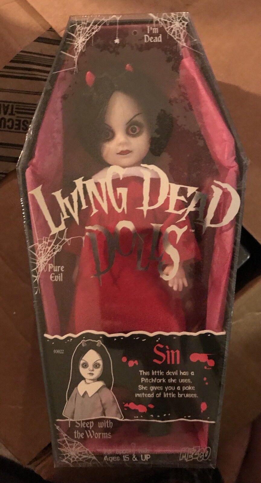 Livig Puppen Sin 13th Anniversary Ovp