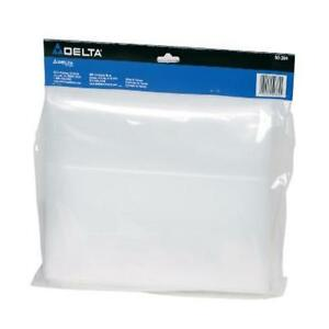 Delta 50-364 Dust Collection Plastic Bag 2 Pack For 50-850 ...