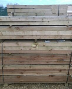 FENCE-POSTS-FOR-POST-AND-RAIL-FENCING-1-8m-X-75mm-x125mm-PRESSURE-TREATED