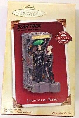 Hallmark Keepsake 2005 Star Trek Christmas Tree Ornament ...