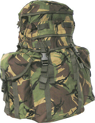 British Army Northern Island Military Patrol Assault Pack Rucksack Multicam 38L