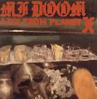 Live from Planet X by MF Doom (CD, Mar-2005, Nature Sounds)