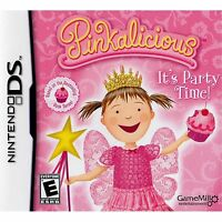Pinkalicious: It's Party Time (nintendo Ds, 2011)
