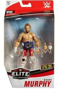 WWE-BUDDY-MURPHY-BELT-MATTEL-Elite-Series-72-Wrestling-Figure-NXT-ACTION-WWF