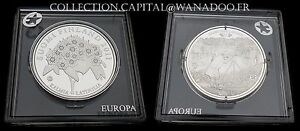 Finlande BE 10€ Argent 2011 Explorateur Européen Pehr Kalm