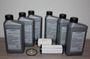 VW-DSG-oil-transmission-AUDI-G052182A2-6-liters-ONLY-OIL