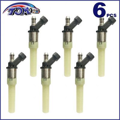 Set of 6 Fuel Injectors for CHEVROLET ASTRO SAFARI 4.3L VORTEC SPIDER 12568332A