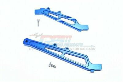 NEW GPM Alum FR//RR Chassis Brace 5Pcs GR Limitless//Infraction FREE US SHIP
