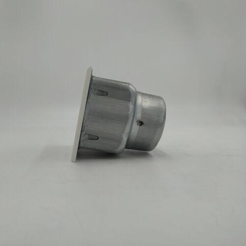 raccordo Ø70mm Kit bocchetta canalizzazione aria 75x75mm